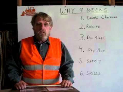 Heavy Equipment Operator Training Program Explained.