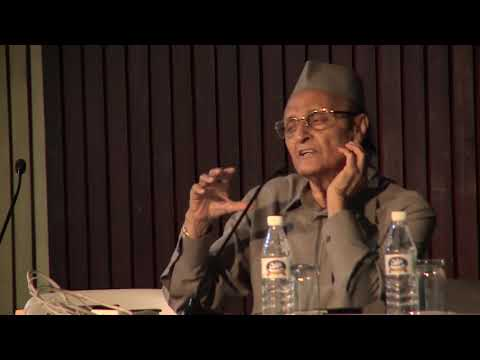 Shiva: The Dance of Consciousness Part 1: Dr. Karan Singh's Talk