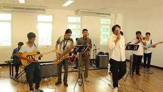 พอ Atom ชนกันต์ - (Cover-S&B Band) - มหาวิทยาลัยเทคโนโลยีราชมงคลธัญบุรี