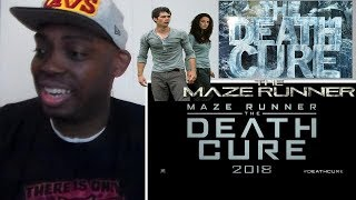 Maze Runner: The Death Cure | Official Trailer REACTION!!!