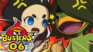 YO-KAI WATCH BUSTERS #6 FR - Une histoire de POISSONS !