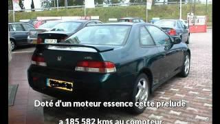 Look autos présente une Honda prelude occasion à Portet sur garonne