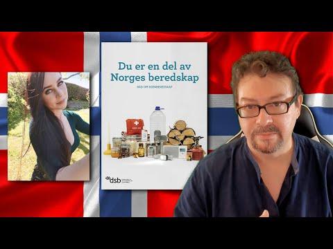 """?Noruega pide Preparase a sus Ciudadanos para """"Una Emergencia"""" (sin especificar cual…)"""