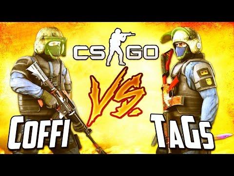 CS:GO Дуэль - Coffi vs TaGs (Пиратские войны - Угар!)