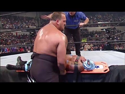 Rey Mysterio vs. Big Show: Backlash 2003