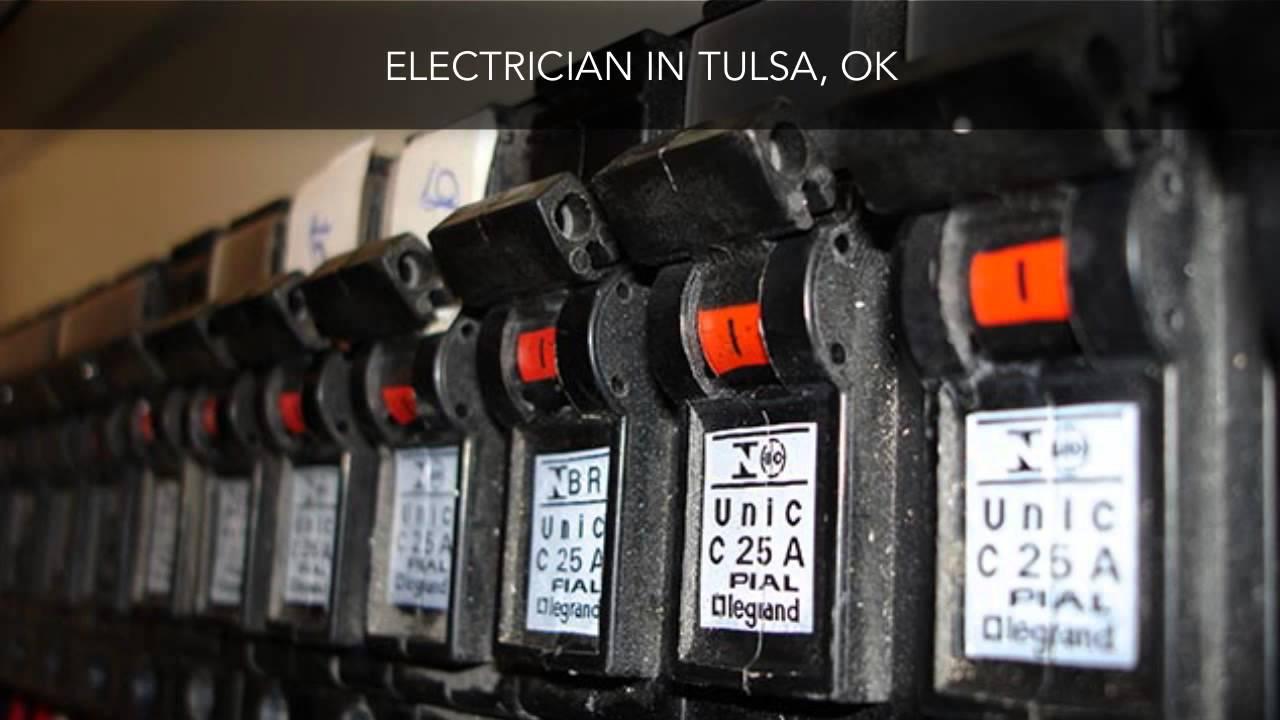 Electrician Tulsa Ok Aspen Electrical Services Llc