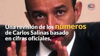 Las cifras dicen que, después de Salinas, vino una larga noche para la economía de los de a pie
