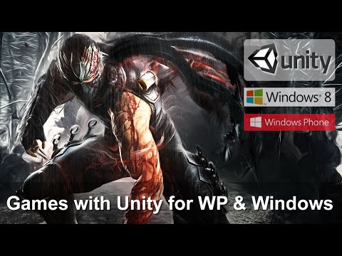 Unity Tutorial: Porting Games to Windows Store and Windows Phone