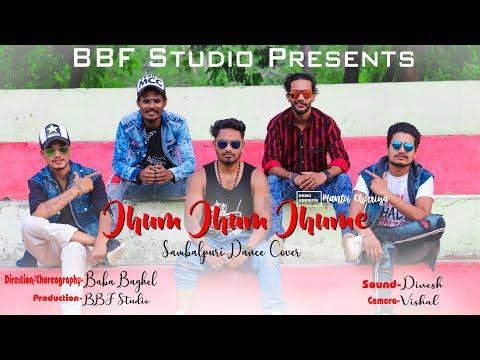 Jhum Jhum Jhume | Sambalpuri Dance Cover | Fashion Dance Studio | Chirimiri