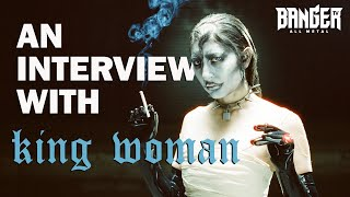 KING WOMAN interview on Celestial Blues, reinventing yourself and breaking the stigma of ageism