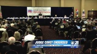 Judge Anne Covey endorsed by Republican state committee