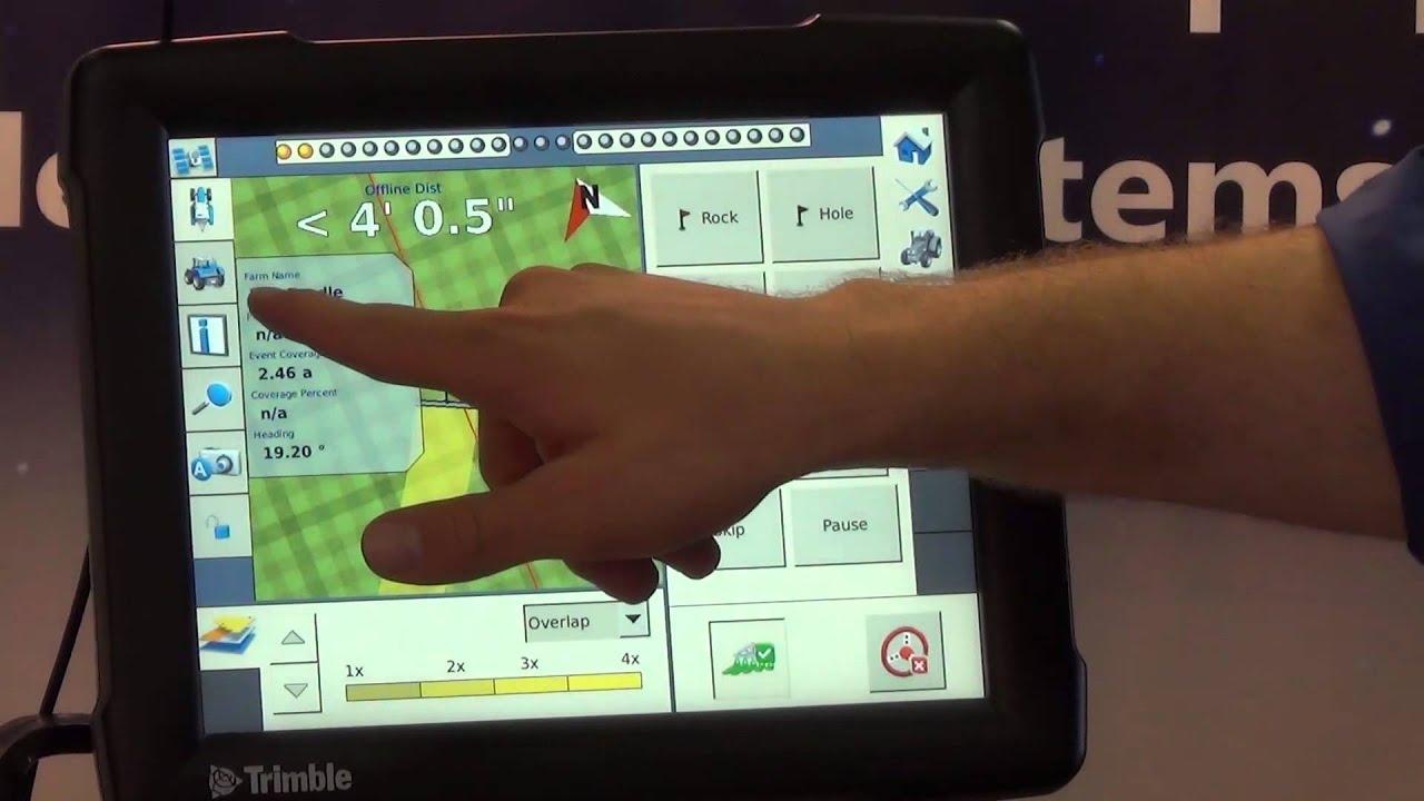 Trimble FMX Display Overview Part 2