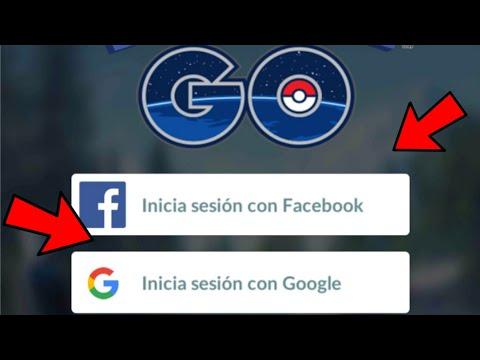 Cómo iniciar sesión en Pokémon GO con Facebook o Google