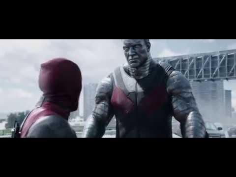extrait Deadpool 2016 TRUEFRENCH BDRip Deadpool vs colossus !