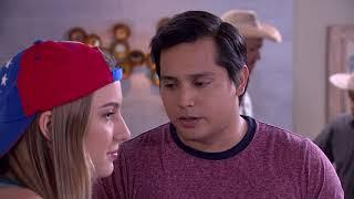 "3 Familias (T4) - CAP 102 - ""Gregory besa a LA CHAMA"""