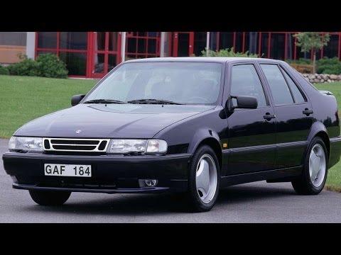 #111. Saab 9000 Aero 1997 (супер видео)