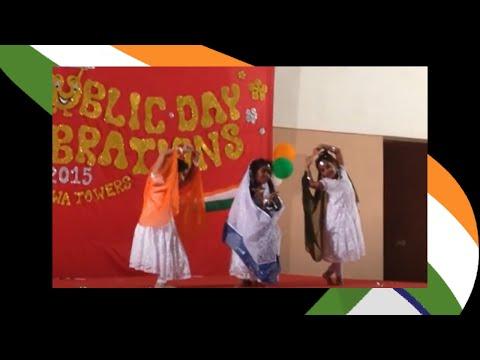 I Love My India dance performance