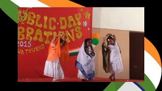 I Love My India dance performance
