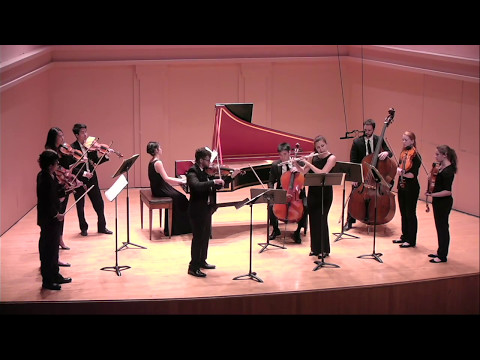 Bach J.S: Brandenburg Concerto No. 5 (PRESS HD)