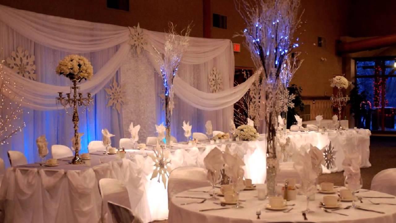 Wedding Decor By Wedding Finesse Inc In Calgary Youtube