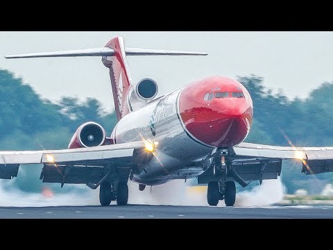 BOEING 727 vs. TUPOLEV TU-154