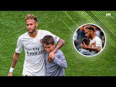NEYMAR JR - Respect Moments | HD