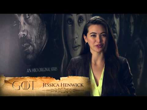 Watch Jessica Henwick in Game of Thrones' season finale - YouTube