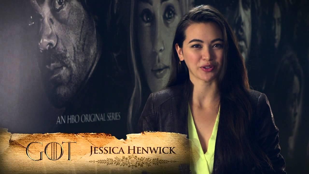 Jessica Henwick Nude game of thrones star jessica henwick talks nudity | new