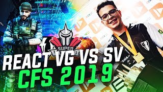 REACT VG VS SV CFS 2019 - STREAM HIGHLIGHTS #17