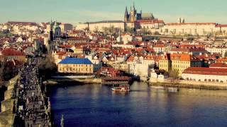 Impressionen aus Prag - Die Moldau - Smetana