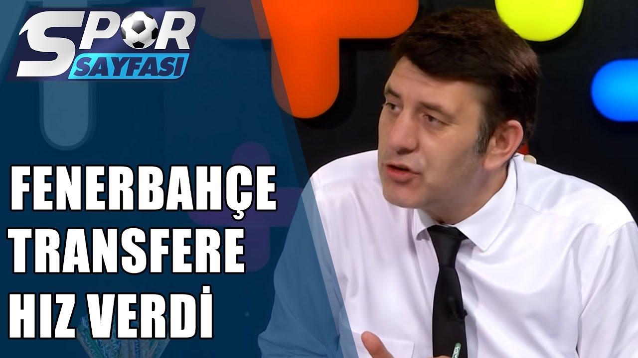 Spor Sayfası | Fenerbahçe Transfere Hız Verdi | 23.06.2019