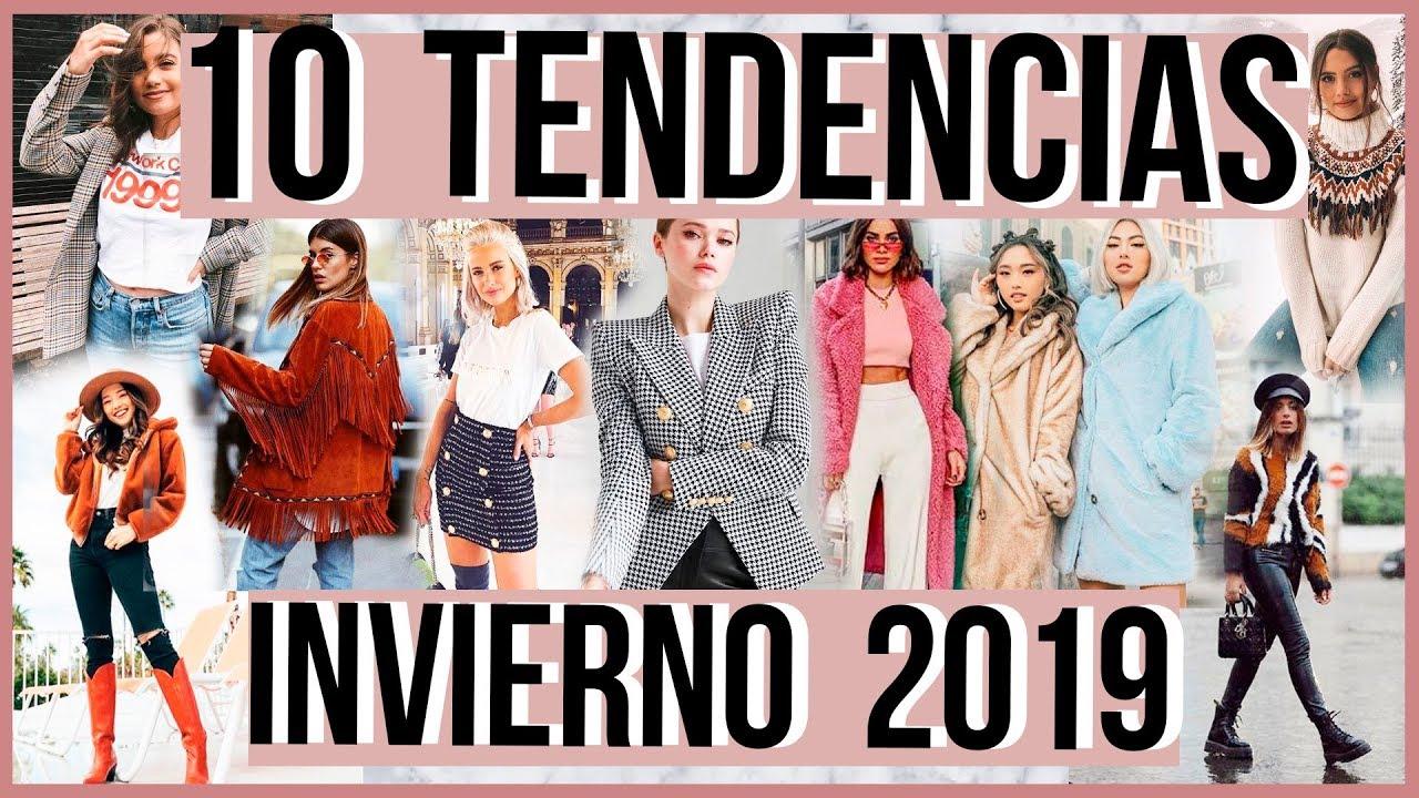 3e156412af48 10 TENDENCIAS MODA OTOÑO INVIERNO 2019 | sophilosophie