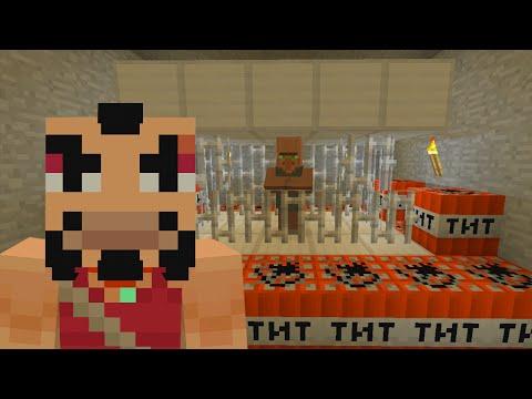 Minecraft Xbox: A New Enemy! [109]