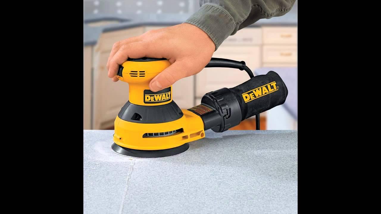Dewalt Dw421 Dw423 Sander Replacement 5 Quot Hook Amp Loop Pad