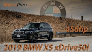 2019 BMW X5 xDrive50i (G05) - Review