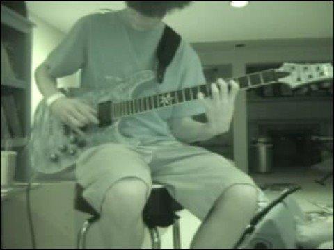 Electric Tears - Buckethead Cover