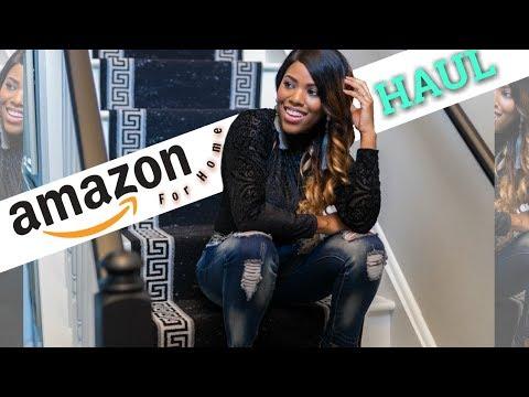 💙Glam Home💙 AMAZON HAUL   AFFORDABLE HOME DECOR & ESSENTIALS