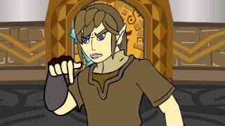 Zelda Skyward Sword Parody