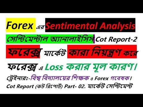Cot report per il forex