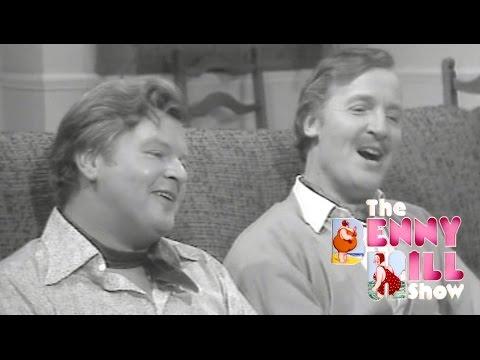 Benny Hill  Wife Swap 1971