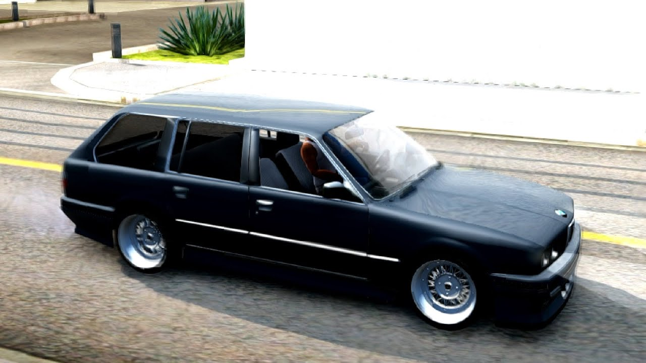 gta san andreas bmw e30 touring youtube. Black Bedroom Furniture Sets. Home Design Ideas