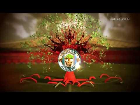 English Premier League Animated Team Logos