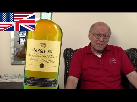 Whisky Review/Tasting: The Singleton of Dufftown 12 Years