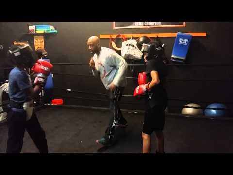 Ike Williams boxing gym trenton new jersey