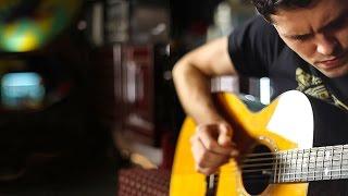 Fingerstyle Guitar: Get Lucky - Daft Punk (by Daniel Padim)