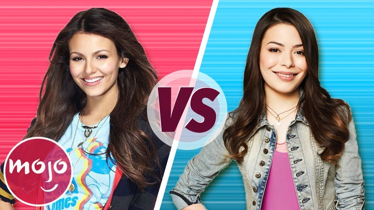 icarly rencontre victorious