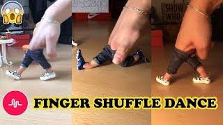 Finger Shuffling