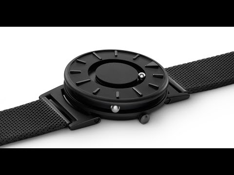 EONE The Bradley Timepiece and Crimson Strap Unboxing