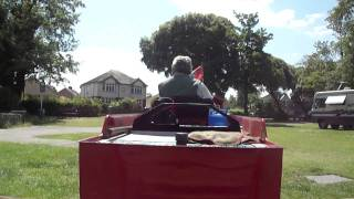 Clevedon Miniature Railway 02/06/11- Full Journey (HD).