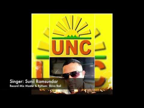 Sunil Ramsundar - Vote UNC (2020 Political Chutney Soca Music)
